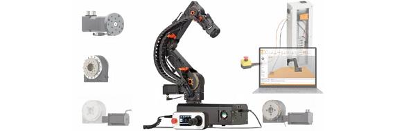 Barista Roboter bauen