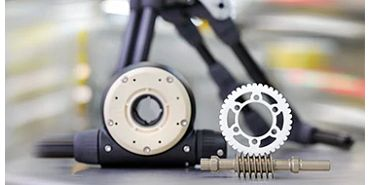 Apiro gearbox