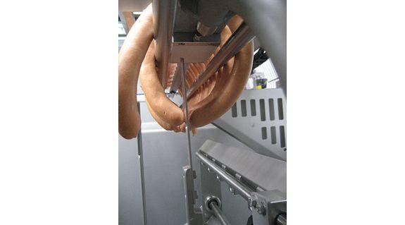 Wurstkettentrennmaschinen