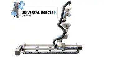 siebte Achse für Roboter
