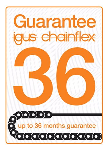 chainflex guarantee