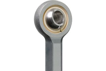 Steel rod ends with female thread, KCRM, iglidur® J bearing ring, mm