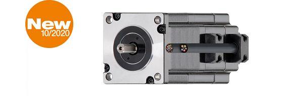 EC/BLDC motors with Hall/angular encoder and brake