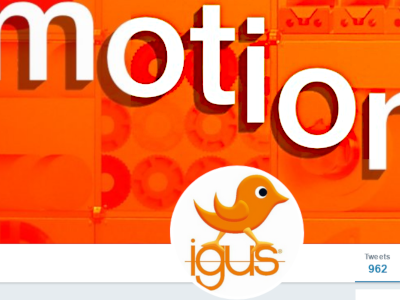 igus twitter page