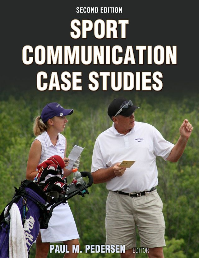 Sport Communication Case Studies 2nd Edition Cover