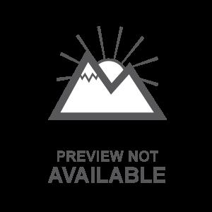 light totem shining its colors outside art museum at dusk