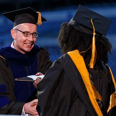 IUPUI Commencement at Lucas Oil Stadium on Saturday, May 11, 2019.
