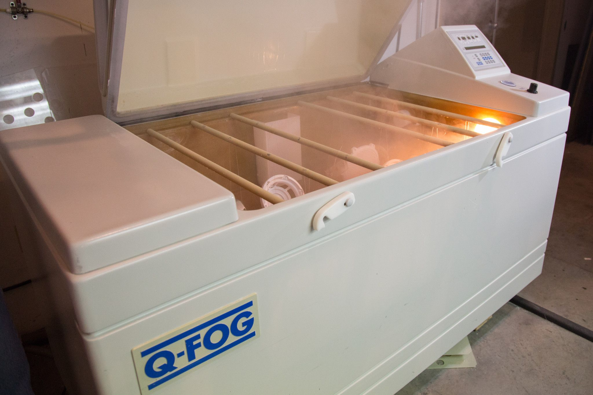 Q-Fog Environmental Test Chamber
