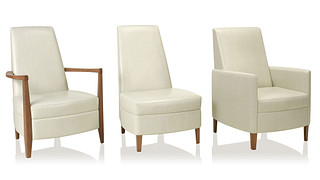Affina Lounge Seating | Highback Chair