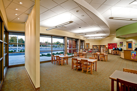 SandsMontessoriSchool CrossRoads library2