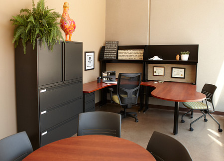 childrens museum 8 - WorkZone Desking System 700 Series Storage Impress Ultra Task Chair Synthesis Table Strive Nesting Chairs