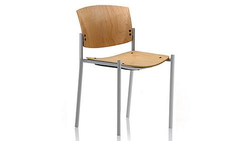 square 4 leg wood
