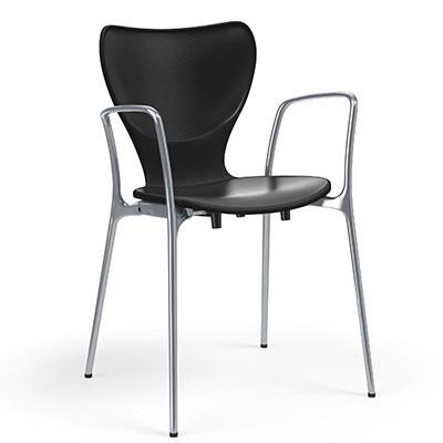 See It Spec It: Silhouette Stack Chair