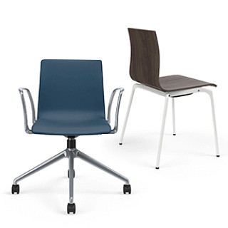 Voz Guest Chair CAD Symbols