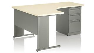Instruct Desks | WorkZone Teacher Desk