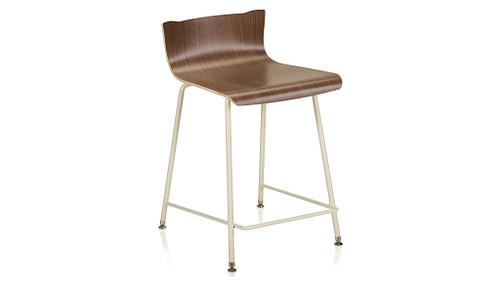 APPLY LOW BACK STOOL PLYWOOD