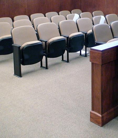 Courtroom Concerto
