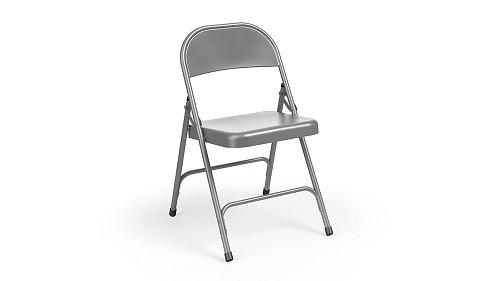 600 Series Steel Folding Chairs