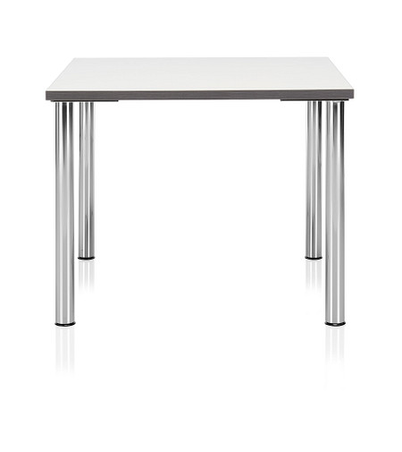 Pillar Table Square 36x36 front