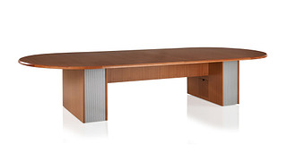 Serenade Conference Tables | Column Leg