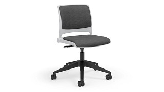 Strive Task Chair | Upholstered Back and Seat
