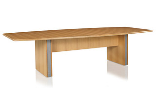 Serenade Conference Tables | Panel Leg