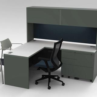 700 Series Desking CAD Symbols