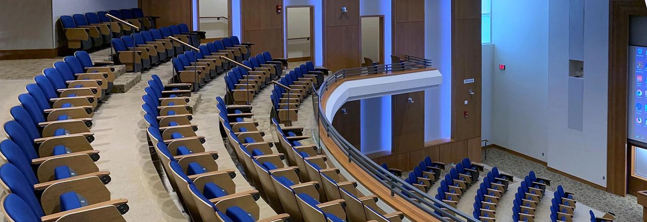 Lancaster Auditorium Seating
