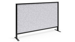 Tattoo Screens | Monolithic Flex Screen with Polyester Felt Core