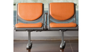 Promenade Seating | Two Place Upholstered Unit