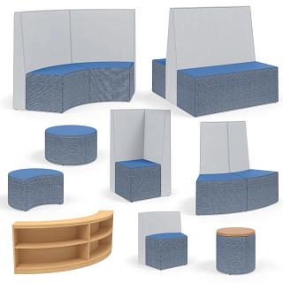 MyPlace Lounge Furniture CAD Symbols