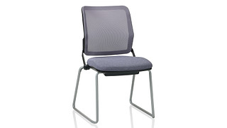 Torsion Air Stack Chair | sled