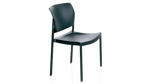 4-Leg Poly Stack Chair