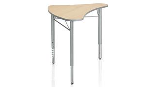 Intellect Wave Desks   Tripod Desk