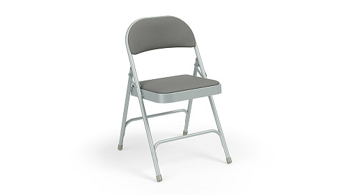 600 Series Upholstered Folding Chairs