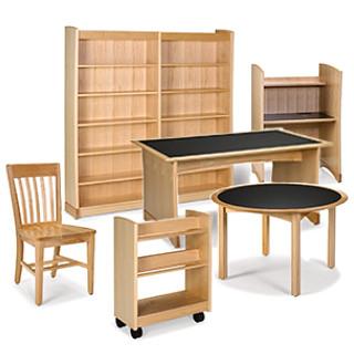 Crossroads Library Furniture CAD Symbols