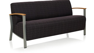 Soltice Metal Lounge Seating | Sofa