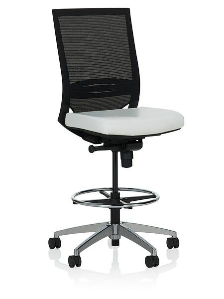 Sift task stool armless uph angle