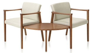 Affina Multiple Seating | AFFINA CONNECTING TABLES