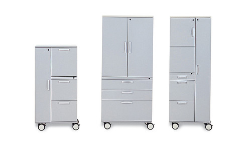 "39"" Height Storage Tower"