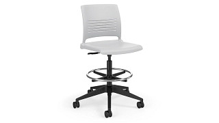 Strive Task Stool | task stool - poly
