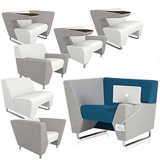 MyWay Lounge Furniture CAD Symbols
