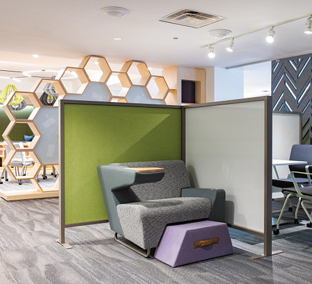 NeoCon2019 EducationSpace MyWay+CustomOttoman TattooScreens crop.tif