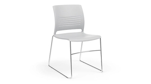 Poly High Density Stack Chair