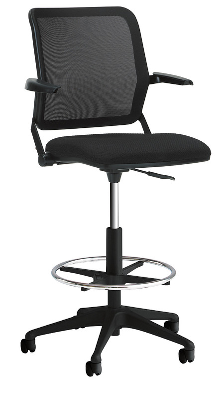 TA task stool arms