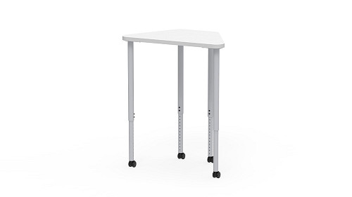 Trapezoid, Sit-Stand Height Adjustable