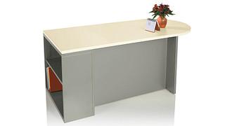 Instruct Desks   700 Series Teacher Desk