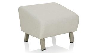 Soltice Metal Patient Chair | Ottoman