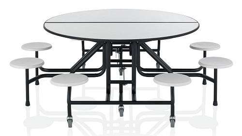Round Table with Stools