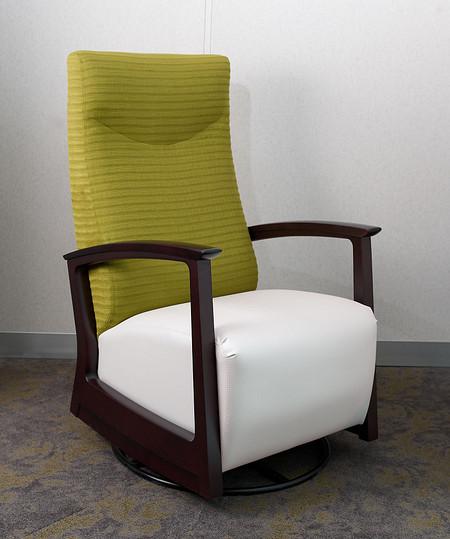 SolticeGlider contrastingfabrics